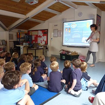 UK School Visit Book Tour