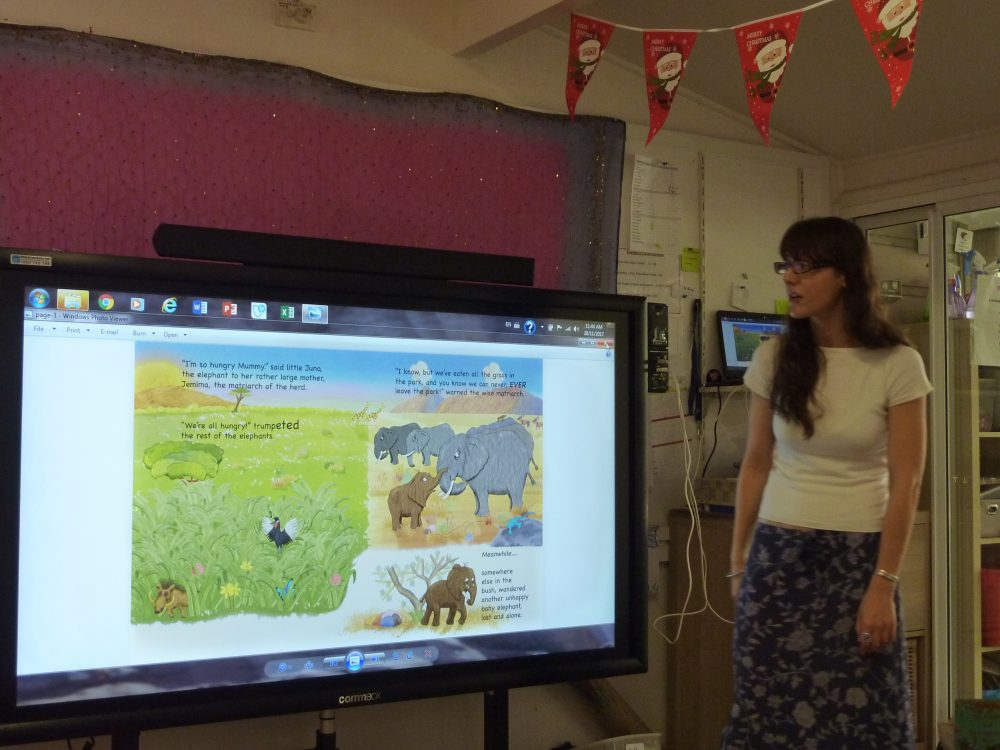 author visit sydney - POWEs wildlife conservation children's books