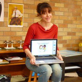 Author visit Castlecrag Montessori