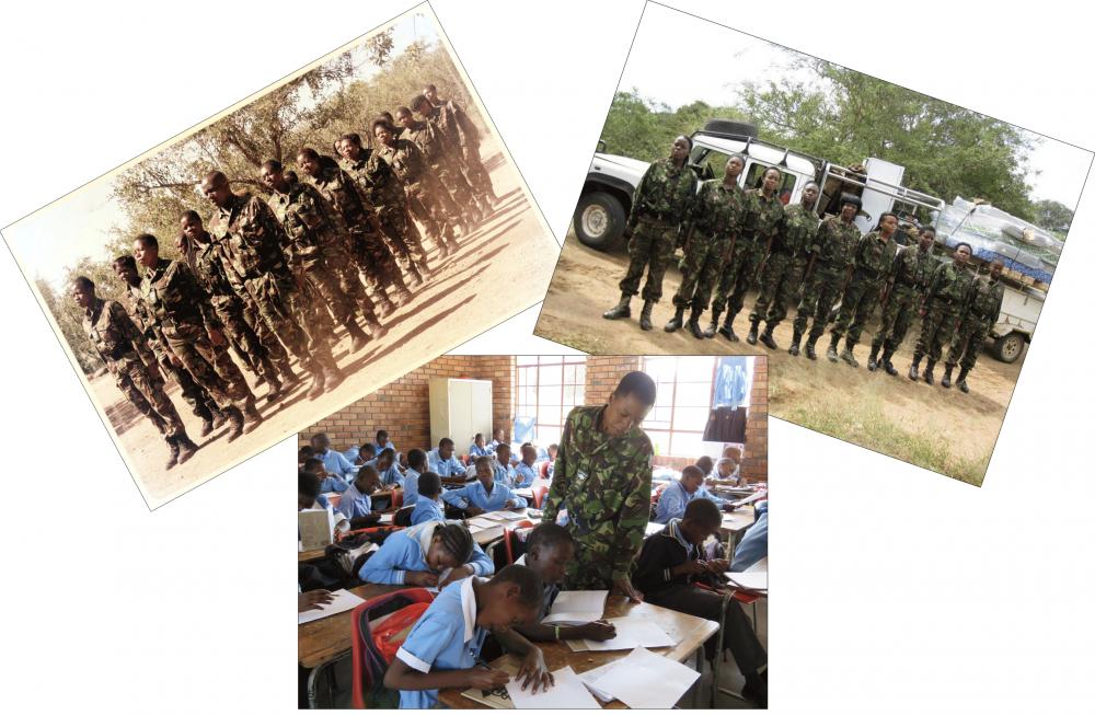 Black Mambas Anti Poaching Unit