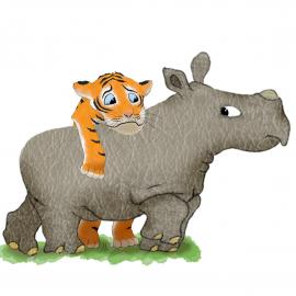 china rhino horn tiger parts ban