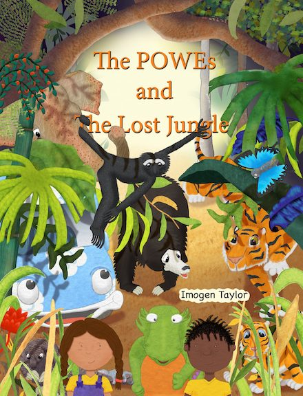 The POWEs And The Lost Jungle
